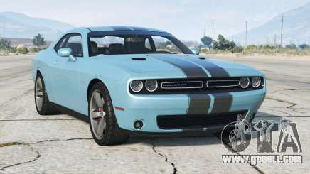 Dodge Challenger SXT (LC) 2015〡add-on for GTA 5