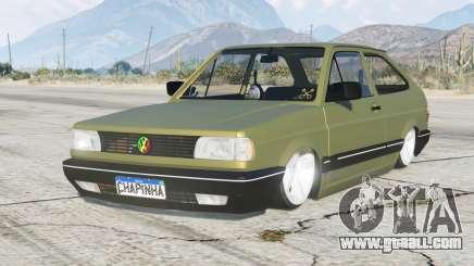 Volkswagen Gol GL 1994〡lowered〡add-on for GTA 5