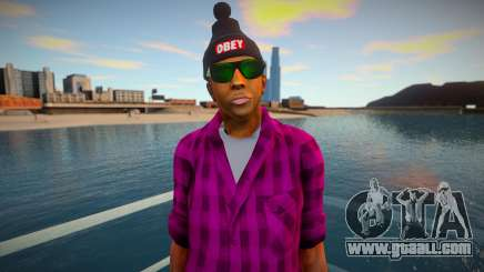 SWAG nigga ballas style for GTA San Andreas