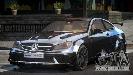 Mercedes-Benz C63 PSI-S for GTA 4
