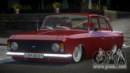 Moskvich 412 Low Classic for GTA 4