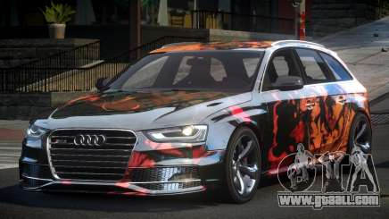 Audi B9 RS4 S6 for GTA 4