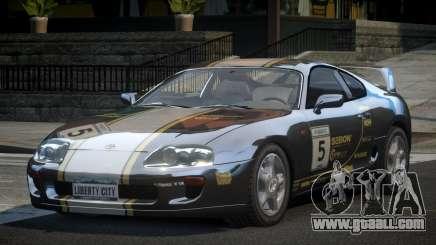 Toyota Supra GST Drift S2 for GTA 4