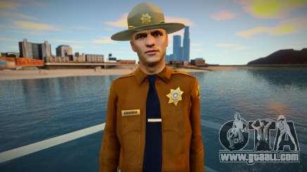 Sheriff HD csher for GTA San Andreas
