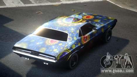 Dodge Challenger BS-U S1 for GTA 4