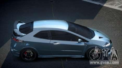 Honda Civic SP Type-R for GTA 4