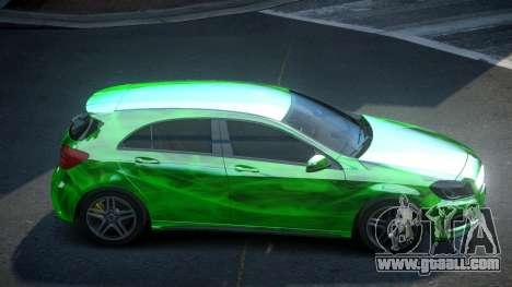 Mercedes-Benz A45 US S8 for GTA 4