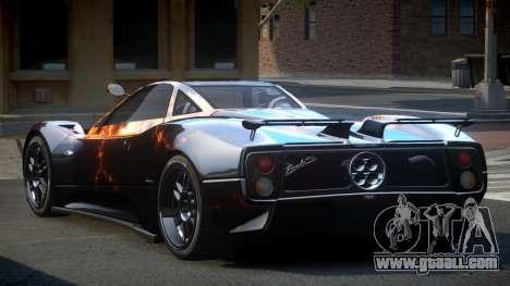 Pagani Zonda BS-S S2 for GTA 4