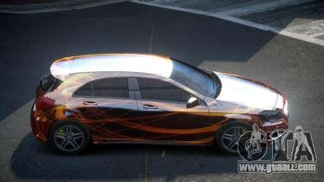Mercedes-Benz A45 US S5 for GTA 4