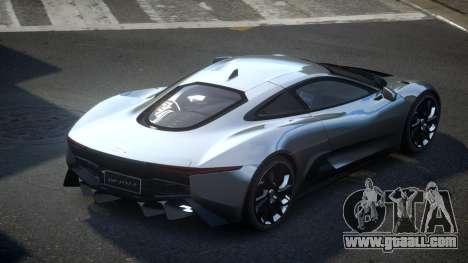 Jaguar C-X75 SP-U for GTA 4