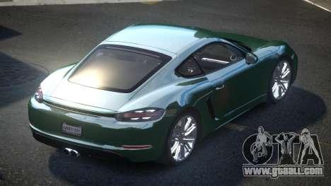 Porsche 718 U-Style for GTA 4