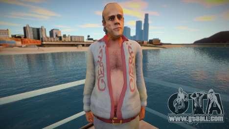 New homeless vwmotr2 for GTA San Andreas