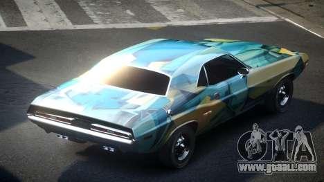 Dodge Challenger SP71 S2 for GTA 4