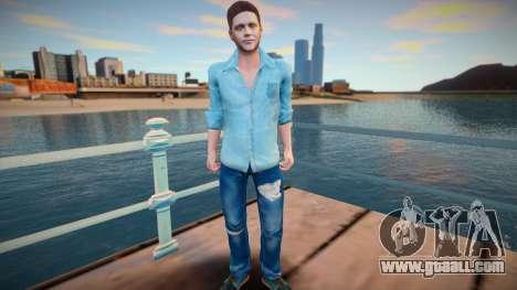 Niall Horan for GTA San Andreas