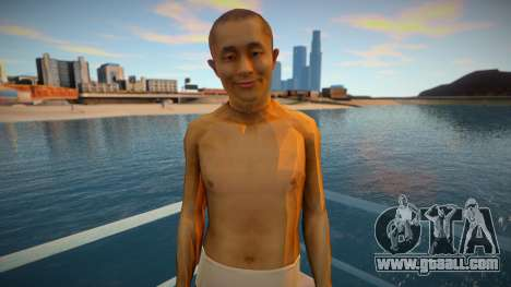 Mr Libido - Yakuza 0 for GTA San Andreas