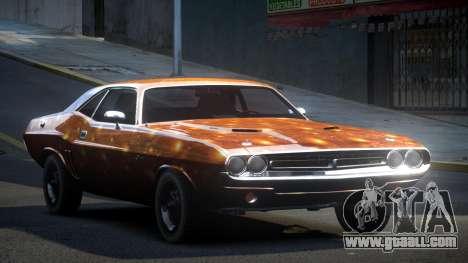 Dodge Challenger BS-U S4 for GTA 4