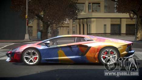 Lamborghini Aventador BS LP700 PJ4 for GTA 4