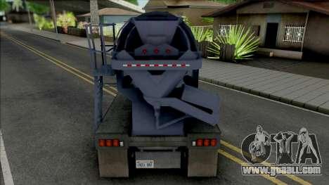 GTA V HVY Mixer II for GTA San Andreas