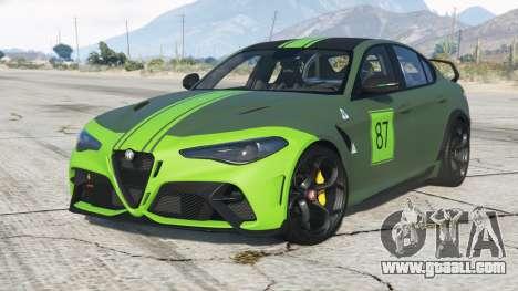 Alfa Romeo Giulia GTAm (952) 2020〡add-on v3.0