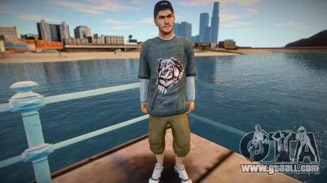 Wmybmx for GTA San Andreas