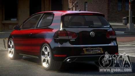Volkswagen Golf GST S2 for GTA 4