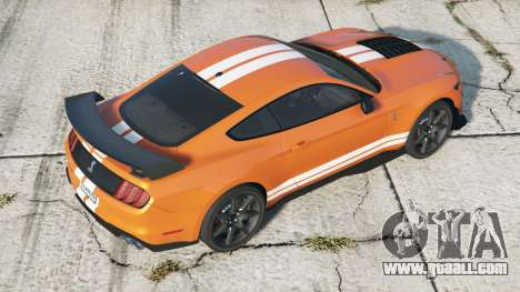 Ford Mustang Shelby GT500 2020〡add-on