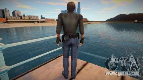 Leon Debug for GTA San Andreas