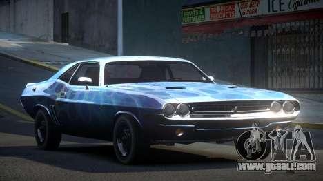 Dodge Challenger BS-U S8 for GTA 4