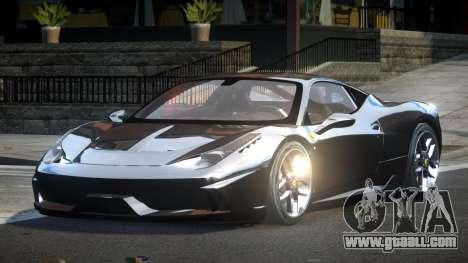 Ferrari 458 SP U-Style for GTA 4