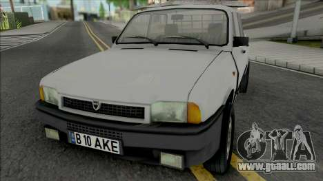 Dacia 1307 Papuc Necarosata for GTA San Andreas