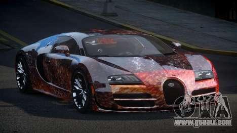 Bugatti Veyron PSI-R S5 for GTA 4