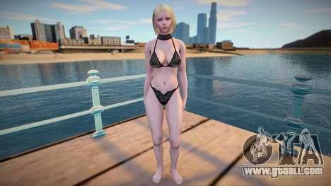 Sina from Skyrim skin for GTA San Andreas