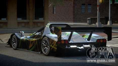Radical SR8 GII S10 for GTA 4