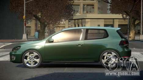 Volkswagen Golf GST for GTA 4