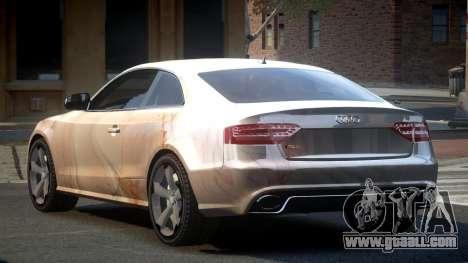 Audi RS5 BS-U S8 for GTA 4