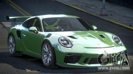 Porsche 911 BS GT3 for GTA 4