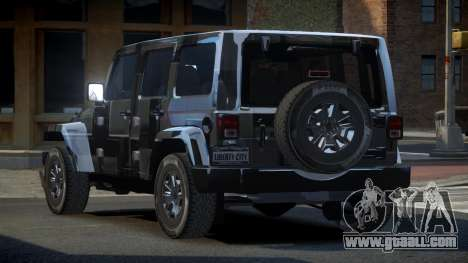 Jeep Wrangler PSI-U S6 for GTA 4