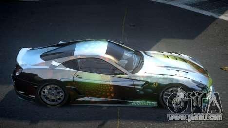 Ferrari 599 BS-U-Style S5 for GTA 4