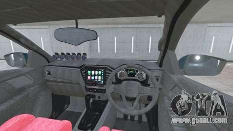 Isuzu D-Max Double Cab 2019〡add-on v2.0