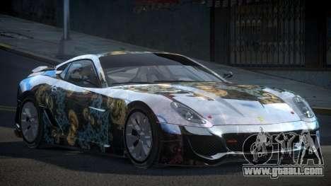 Ferrari 599 BS-U-Style S7 for GTA 4