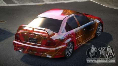 Mitsubishi Lancer VI U-Style S1 for GTA 4
