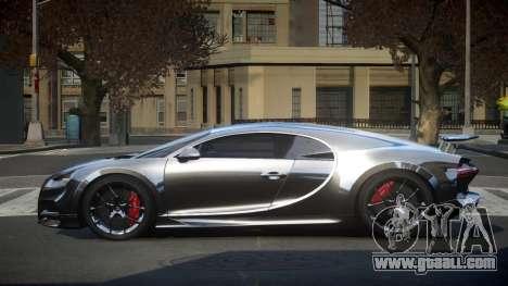 Bugatti Chiron GS Sport for GTA 4