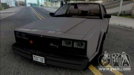 GTA IV Albany Esperanto (Roman Taxi) for GTA San Andreas
