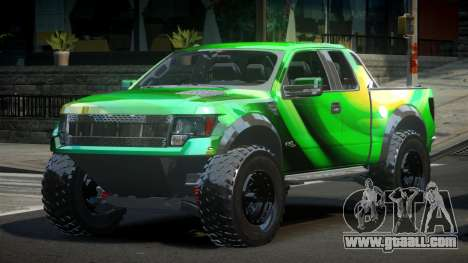 Ford F-150 Raptor GS S1 for GTA 4