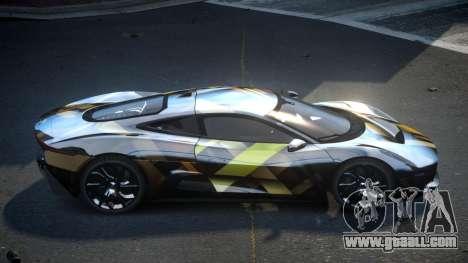 Jaguar C-X75 SP-U S1 for GTA 4