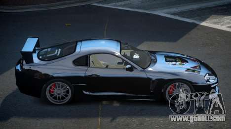 Toyota Supra iSI for GTA 4