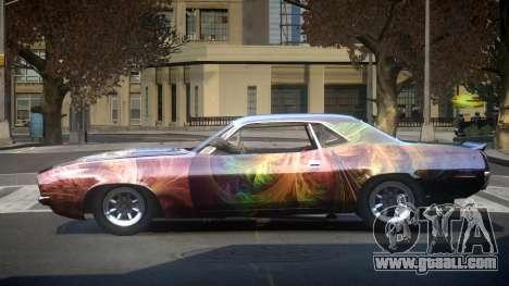 Plymouth Cuda SP Tuning S8 for GTA 4