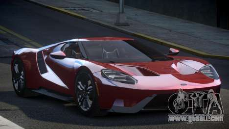 Ford GT GST for GTA 4