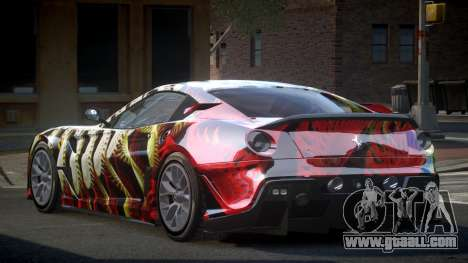 Ferrari 599 BS-U-Style S6 for GTA 4