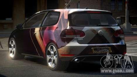 Volkswagen Golf GST S8 for GTA 4